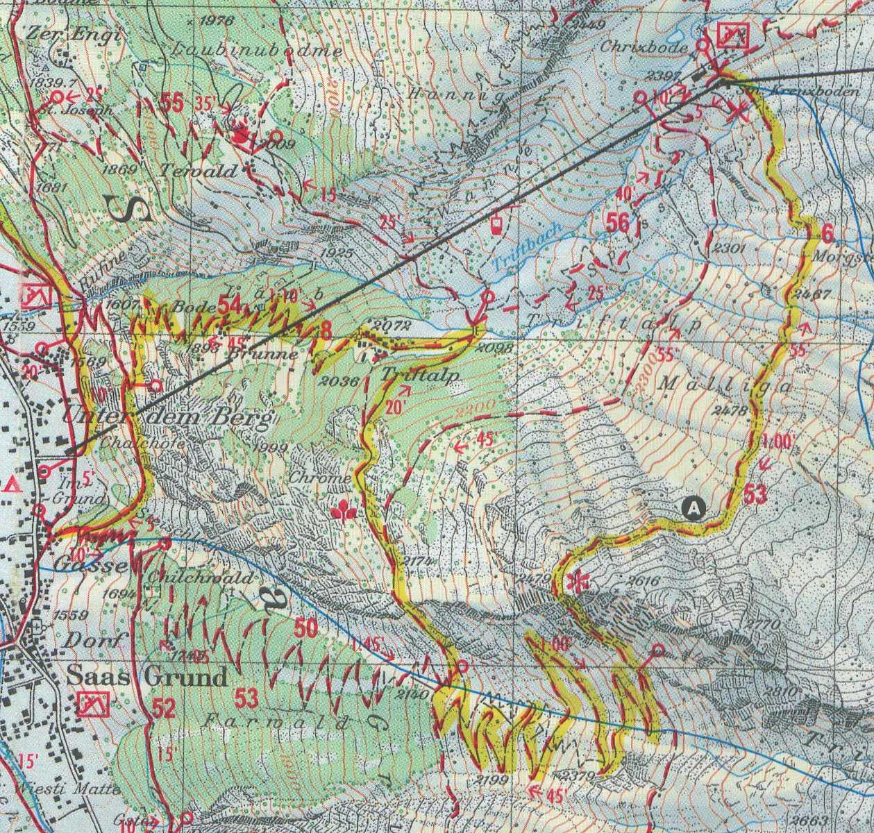2006 routes
